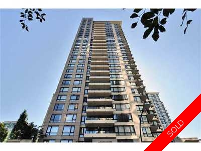 Yaletown Apartment for sale: Yaletown Park 1 1 + Home Office/Den 496 sq.ft. (Listed 2015-09-01)