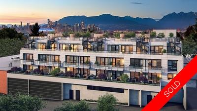 Mount Pleasant Apartment for sale: Midtown Modern by Portliving Jr. 1 Bed 601 sq.ft. (Listed 2018-04-09)