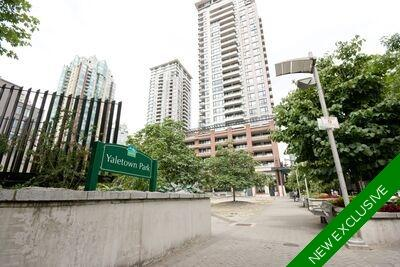 Yaletown Add New Value ... for sale: Yaletown Park 3 1 + Home Office/Den 583 sq.ft. (Listed 2021-01-04)